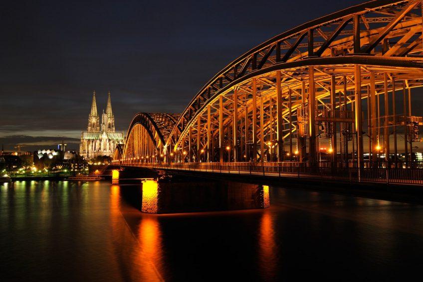 Startflughafen Köln EW 004 am 04.03.2018